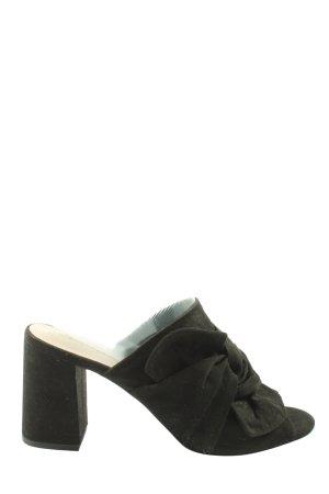 Tamaris Plateau-Sandaletten schwarz Elegant