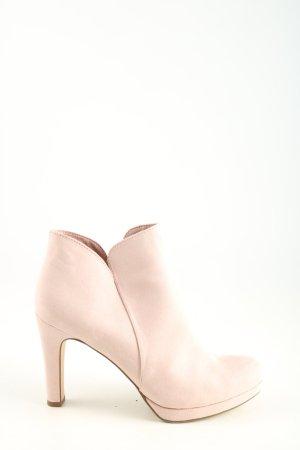 Tamaris Plateau-Stiefeletten pink Business-Look