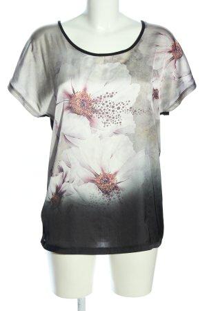 Tamaris T-shirt imprimé motif de fleur style décontracté