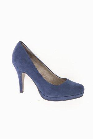 Tamaris Pumps Größe 38 blau