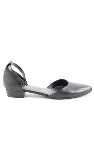 Tamaris Strapped Sandals black casual look