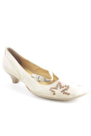 Tamaris Riemchen-Sandaletten beige Casual-Look