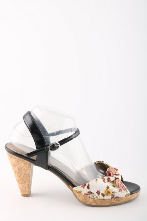 Tamaris Strapped High-Heeled Sandals multicolored