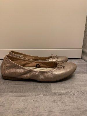 Tamaris Classic Ballet Flats rose-gold-coloured