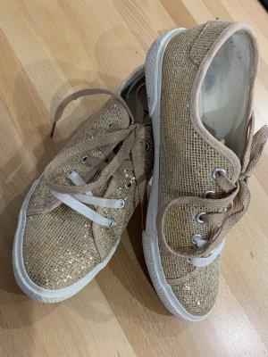 Tamaris Rose Glitzer Schuhe