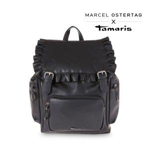 Tamaris Rucksack schwarz, Designerstück by Marcel Ostertag, neu, ungetragen 65 €