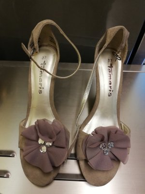Tamaris Strapped Sandals beige