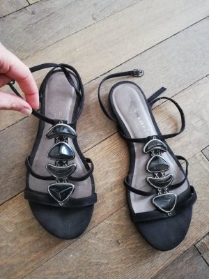 Tamaris Dianette sandalen zwart