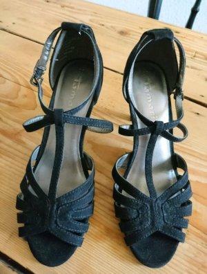 Tamaris Comfort Sandals black