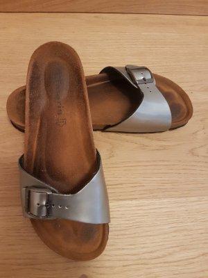 Tamaris Sandalias cómodas gris