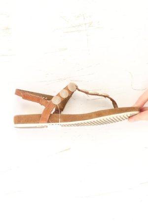 Tamaris Sandalen Größe 37 braun