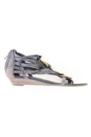 Tamaris Sandalen Größe 37 schwarz