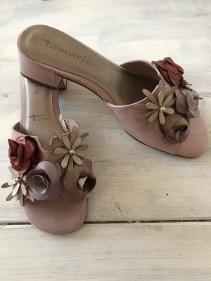 Tamaris Strapped Sandals dusky pink