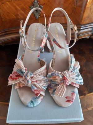 Tamaris High Heel Sandal multicolored mixture fibre