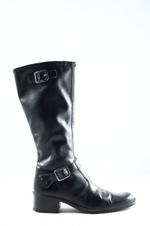 Tamaris Jackboots black casual look