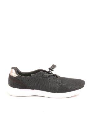 Tamaris Instapsneakers zwart-wit casual uitstraling