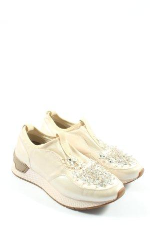 Tamaris Schlüpfsneaker creme-weiß Farbverlauf Casual-Look
