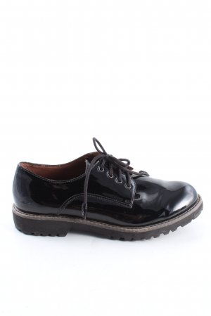 Tamaris Lace Shoes black casual look