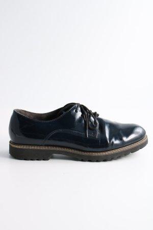 Tamaris À Style Lacets Noir D'affaires Kaki Chaussures SGqzpMVU