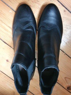 Tamaris Krótkie buty czarny
