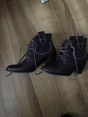 Tamaris Schuhe Leder
