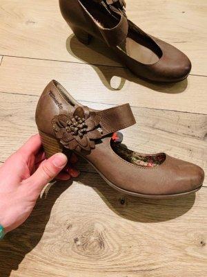 Tamaris Schuhe Pumps High Heels braun 37
