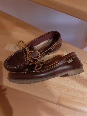 Tamaris Chaussures bateau brun