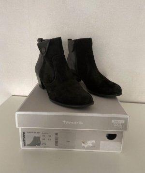 Tamaris sehr qualitative Schuhe in schwarz in Gr 37 wie Neu