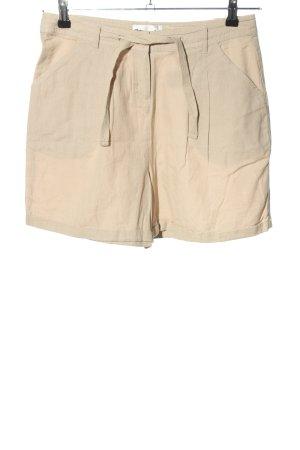 Tamaris Shorts bianco sporco stile casual