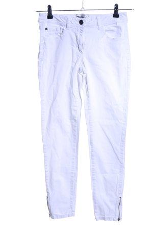 Tamaris Jeans skinny bianco stile casual