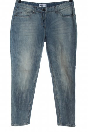 Tamaris Jeans slim fit blu stile casual