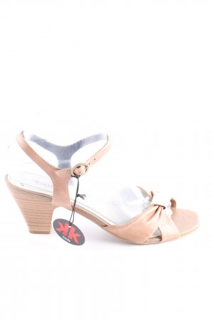 Tamaris Slingback Pumps cream elegant