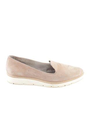 Tamaris Zapatos formales sin cordones blanco puro look casual