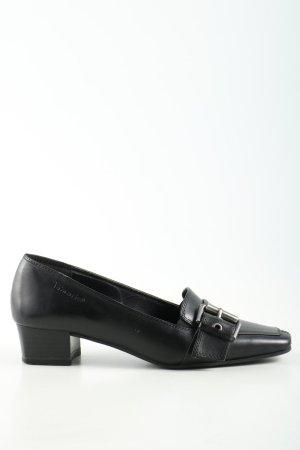 Tamaris Zapatos formales sin cordones negro look casual