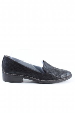 Tamaris Pantofel czarny W stylu casual