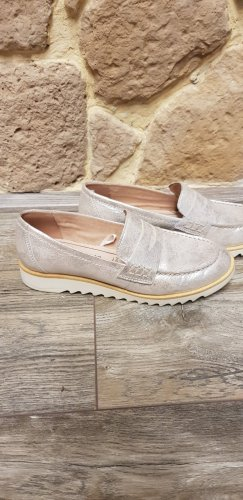 Tamaris Slippers silver-colored