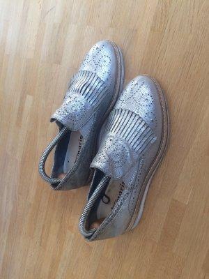 Tamaris Zapatos formales sin cordones multicolor Cuero