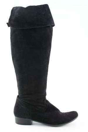 Tamaris Slouch Boots black casual look