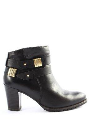Tamaris Slouch Booties black casual look