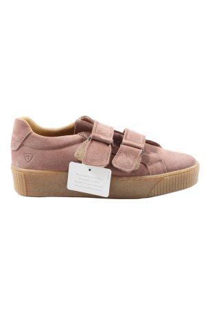 Tamaris Hook-and-loop fastener Sneakers pink casual look