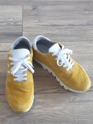 TAMARIS, sneakers, senfgelb
