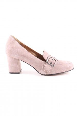 Tamaris Backless Pumps pink business style