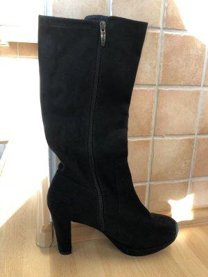 Tamaris Stiefel schwarz Größe 39 Second Hand online kaufen