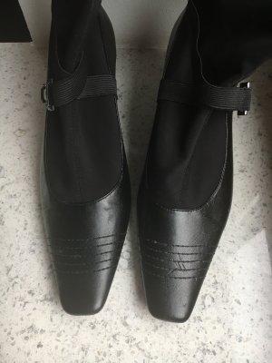 Tamaris Botas elásticas negro
