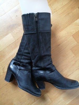 Tamaris Stiefel Größe 39 schwarz