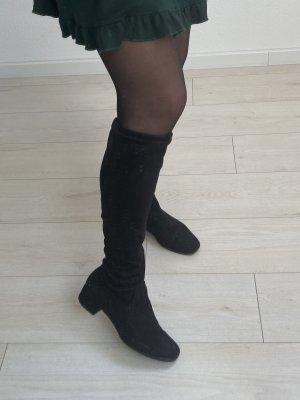 Tamaris Stiefel overknees schwarz