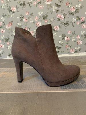 Tamaris High Heel Sandal grey