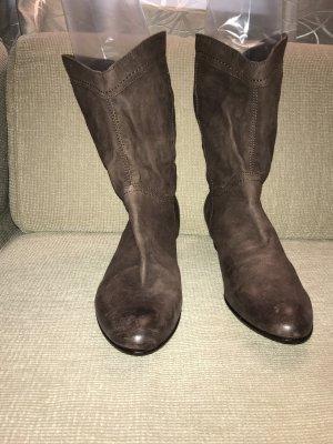 Tamaris Stiefeletten Boots 41 braun neu ungetragen