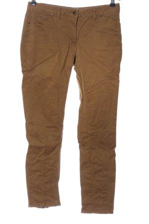 Tamaris Pantalone jersey marrone stile casual