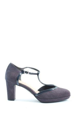 Tamaris T-Strap Sandals lilac casual look
